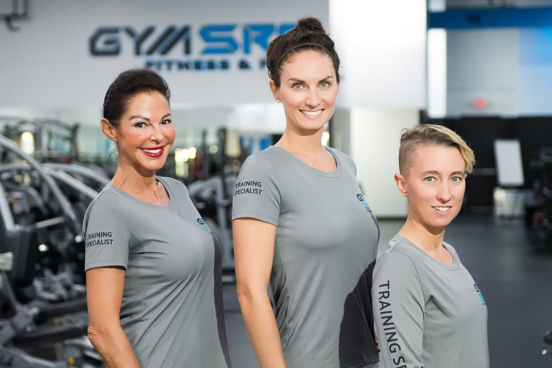 gym srq personal trainers